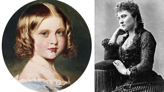 Princess Louisa Caroline Alberta, born March 18, 1848.